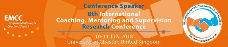 EMCC Conference 2018 Banner